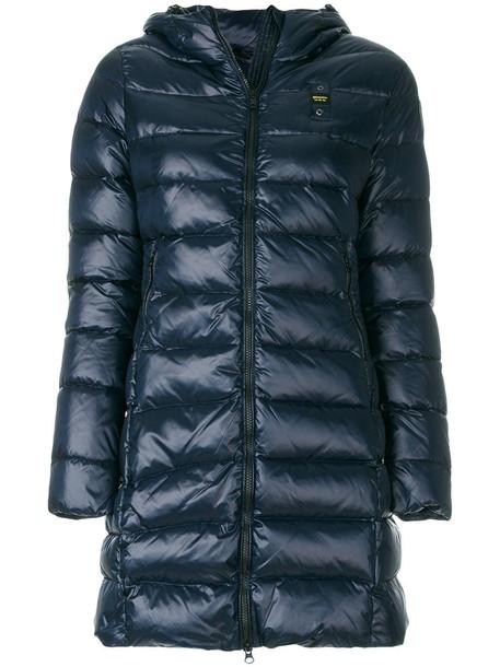 jacket hooded jacket women blue