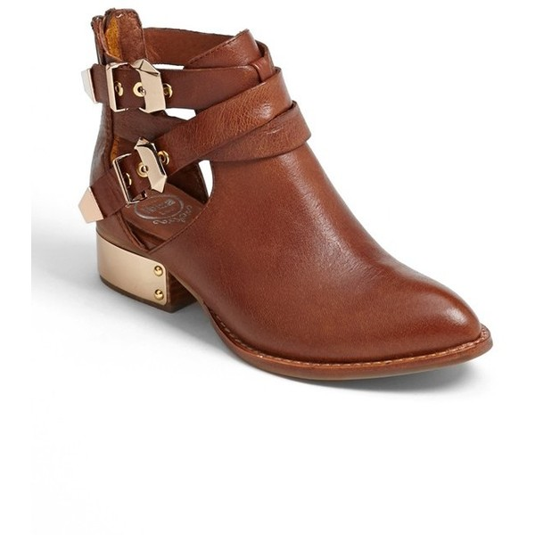 Jeffrey Campbell 'Everly' Bootie - Polyvore