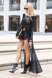 cheyenne meets chanel,t-shirt,bag,shoes,shorts,sunglasses,underwear,jewels,dress,black,high heels,boots,ankle boots
