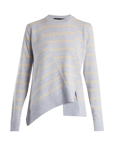 Proenza Schouler sweater wool blue