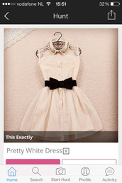 dress,black bow,white dress,white collar,cream dress,white pearls,creme colored,black or white?,bow,white,jewels,button down,black,collar,transparent,layer,instagram,classy,classy dress,omg girls,lace dress,❤️,bow cute pink,cute,little dress,beautiful,node,couture,casual,black and and white dress # strippes #little dress,elegant dress,black and white dress,nodes,casual dress,sexy dress,voile,black dress