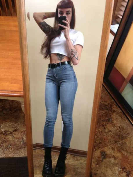 jeans high waisted high waisted jeans light blue jeans