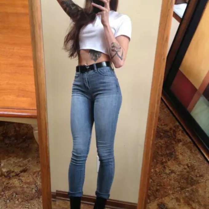 hipster cute edgy tumblr clothes denim clothes jeans