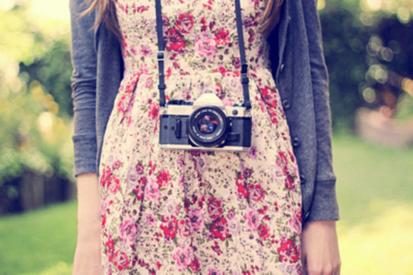 floral cardigan lookbook girly look girl style lovely floral dress sweet love it want ittt girls perfect tumblr girl tumblr fashion to cute need, want, cute, please, help, love,