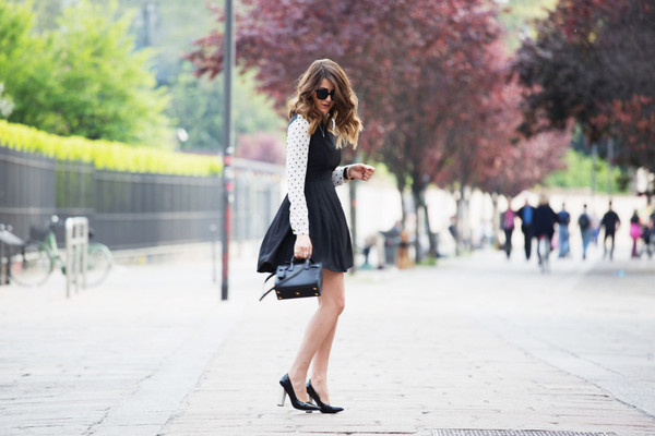 scent of obsession dress bag shoes sunglasses