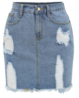 Denim Bodycon Skirt - Shop for Denim Bodycon Skirt on Wheretoget