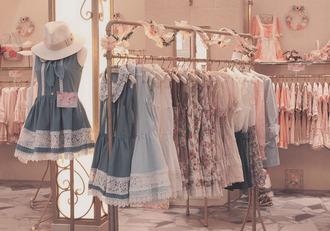 dress vintage store pretty