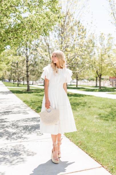 ivory lane blogger shoes hat bag jewels make-up