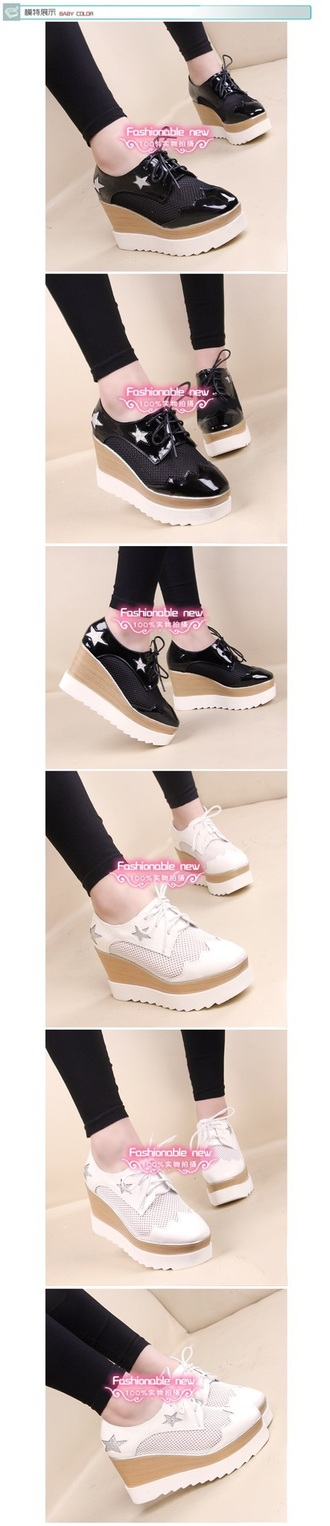 shoes black shoes crust thick crust stars wedges wedge sneakers