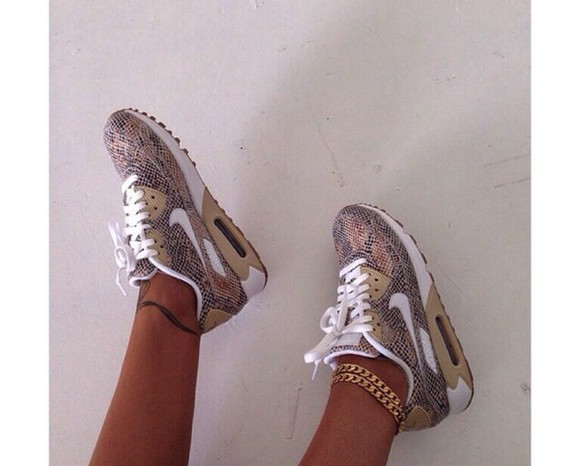 snake print sneakers style nike sneakers