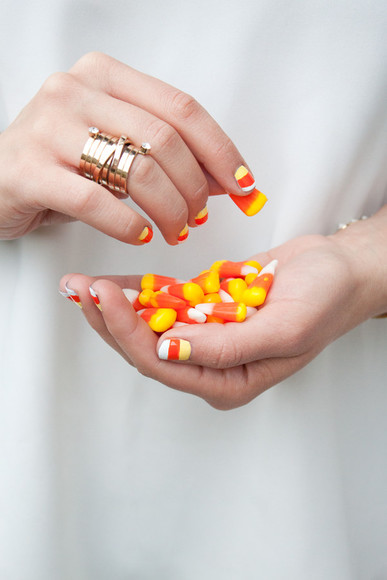 nail polish jewels ring adventures in fashion blogger
