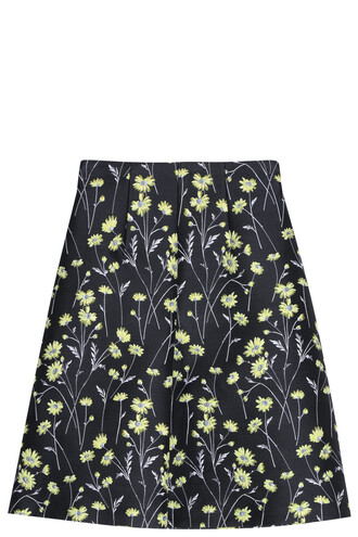 skirt daisy black