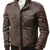 Bomber Real Leather Jacket for Men's | Getmyleather.com