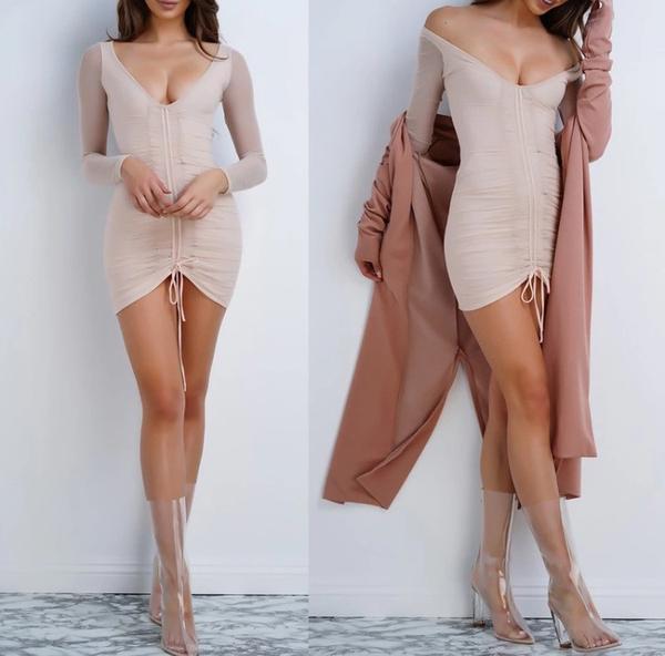 Kim mini dress 3 colours