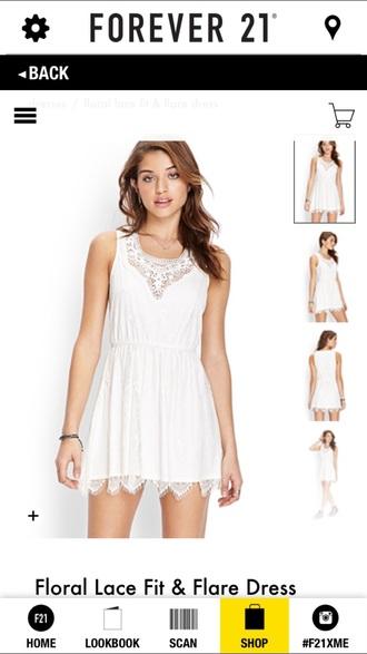 dress floral dress white dress beautiful dresss