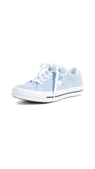 sneakers chill white blue black shoes