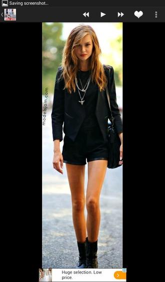underwear jacket jewels shoes