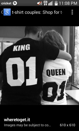 t-shirt queen and king shirts matching couples king queen king and queen