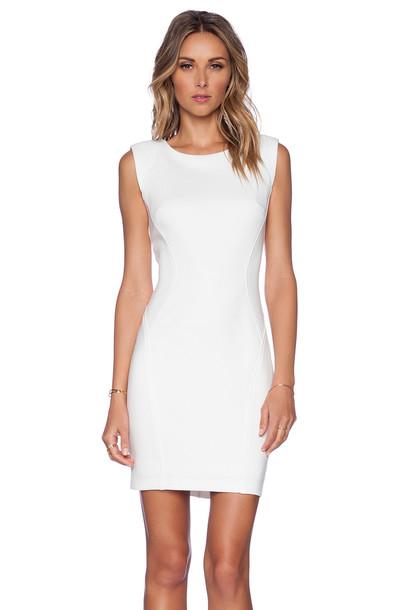 Bailey 44 dress white