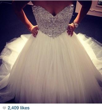 dress pretty wedding dress