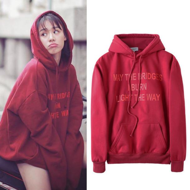 Sweater Vetements Hoodie Sweatshirt Vtms I4fashionista Jumper