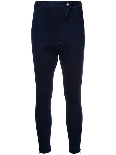 Manning Cartell women cotton blue pants