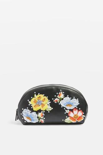 bag floral black