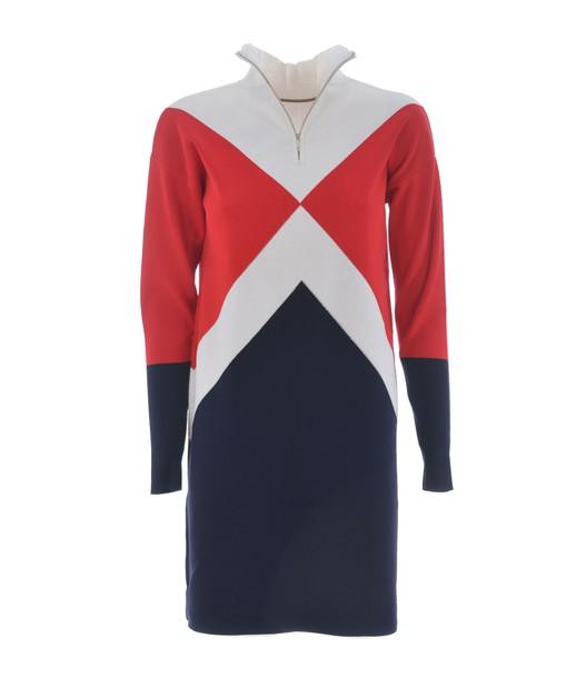 Tommy X GiGi HADID dress