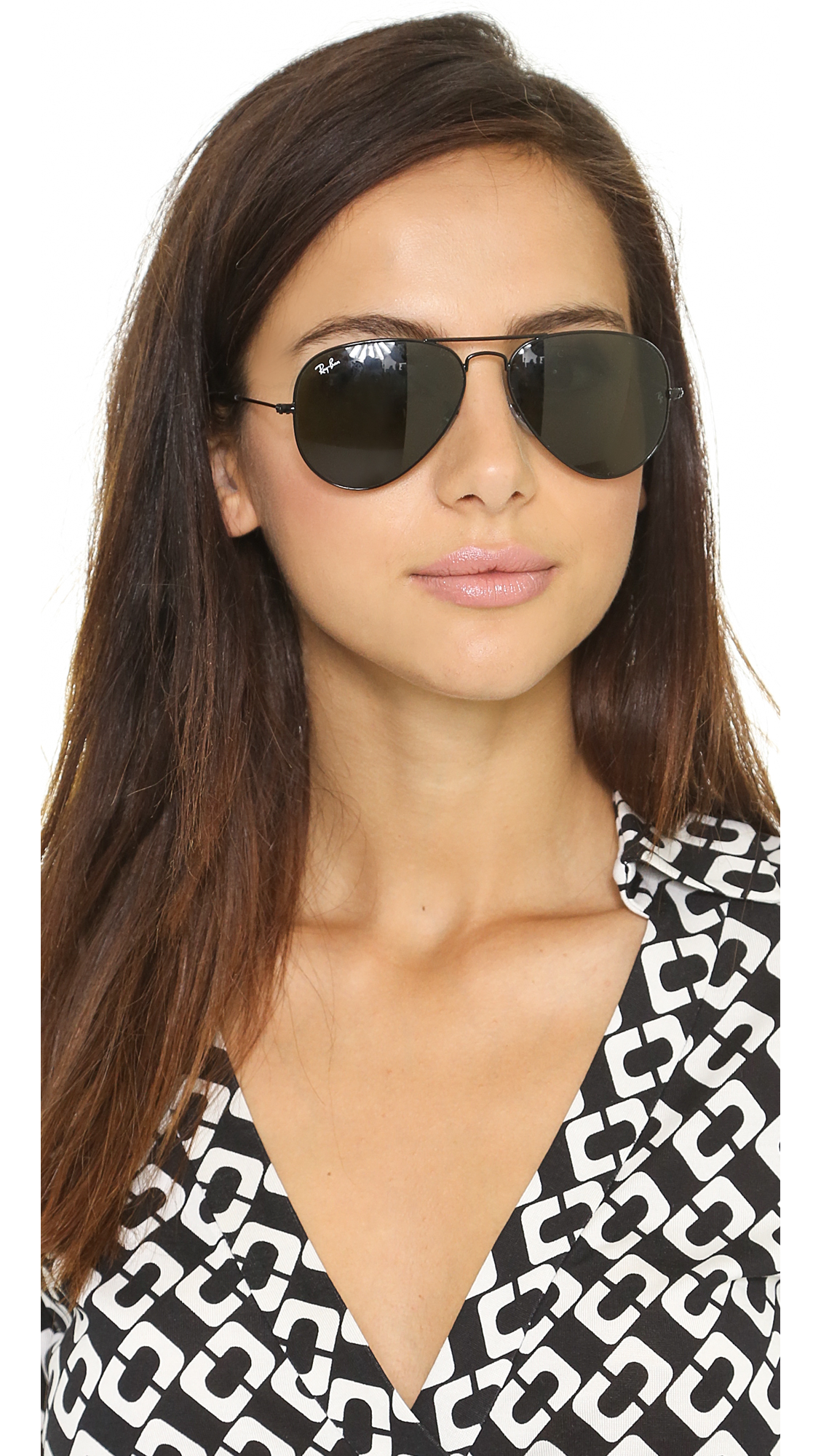 Ray-Ban Aviator Sunglasses | SHOPBOP