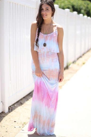 maxi dress maxi maxi skirt tie dye tiered maxi dress buy online maxi dress maxi dresses dresses apparel special occasion dresses