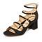 Marion parke bernadette sandals - black
