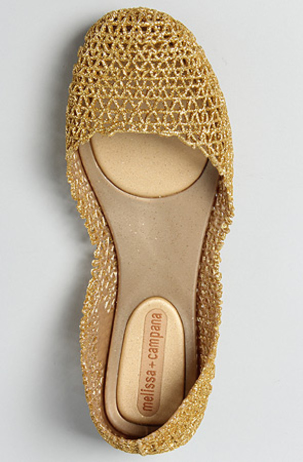 shoes glitter gold