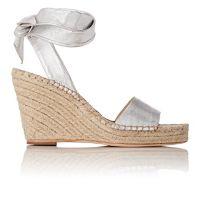 Loeffler Randall Harper Espadrille Wedge Sandals at Barneys.com