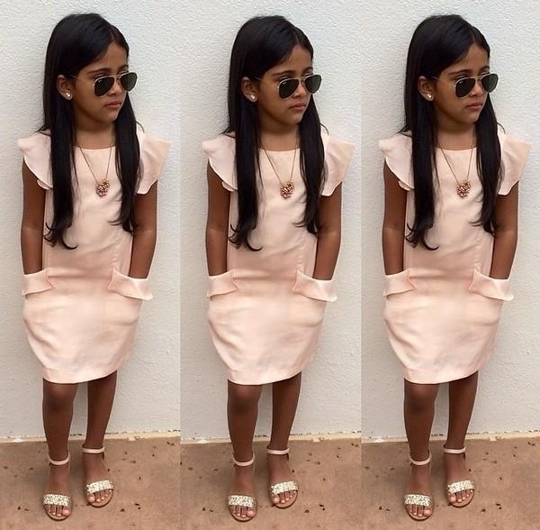 Dress Girl Kids Fashion Toddler Fashion Kids Fashion