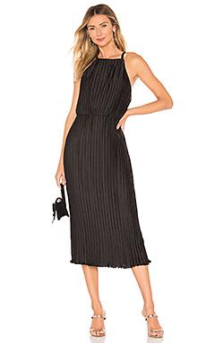 House of Harlow 1960 x REVOLVE Farrah Dress in Noir from Revolve.com