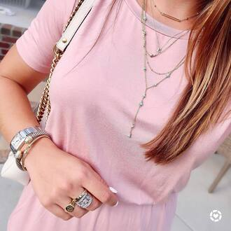jewels tumblr necklace gold necklace jewelry accessories accessory bracelets watch silver watch ring
