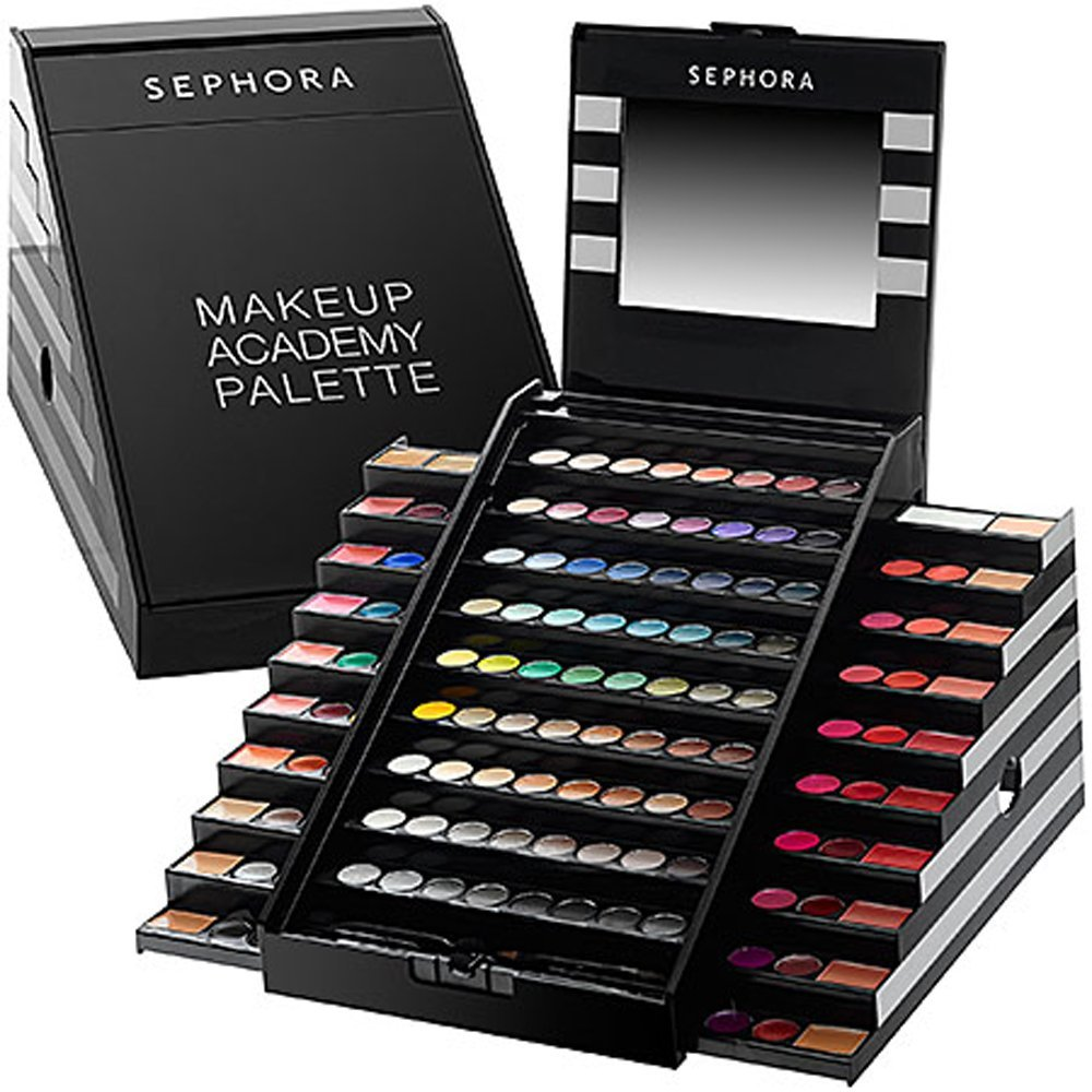 sephora makeup academy palette 2013. Black Bedroom Furniture Sets. Home Design Ideas
