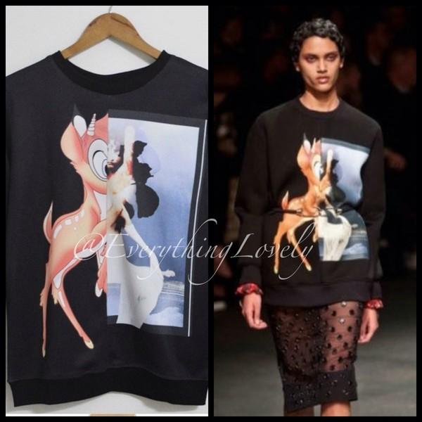 sweater hot new love bambi