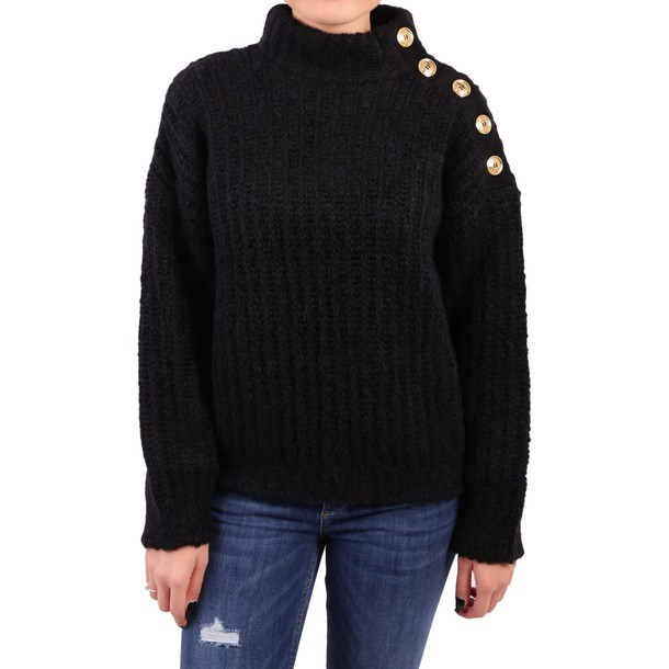 BOUTIQUE MOSCHINO sweater black