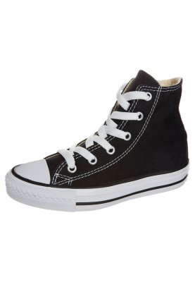 Converse CHUCK TAYLOR AS CORE HI - Sneakers alte - black - Zalando.it