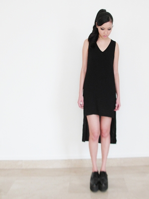 Doppler Dress BLACK - GMDCAT