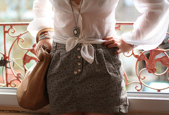 skirt flowers floral skirt