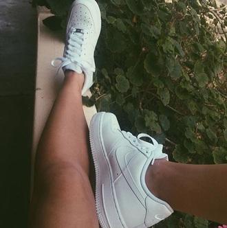 shoes nike shoes nike nike air nike sneakers white white shoes women girl girls sneakers girls shoes