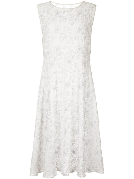 dress embroidered dress embroidered women white silk