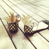 shoes,ananas,sandals,flats