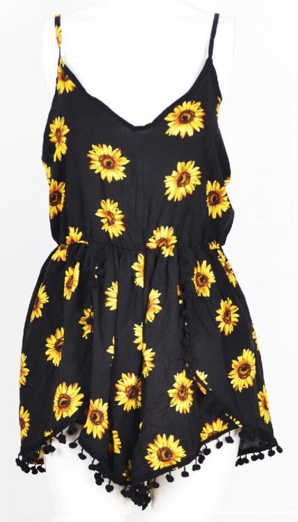 Sunflower Playsuit