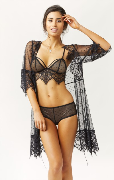 Skivvies by for love and lemons vanity robe