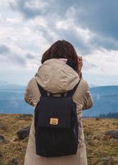 bag,backpack,womens backpack,rucksack,sac a dos,black backpack,women,streetstyle,folk