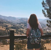 bag,fullprint,alloverprint,floral backpack,floral bags,well traveles,traveling,fancy,green backpack,printed backpack,trendy,tropical,summer outfits,summer accessories,travel bag,backpack,fancy bag,leaves,inspiration,nature inspo