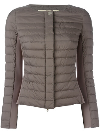 jacket women brown